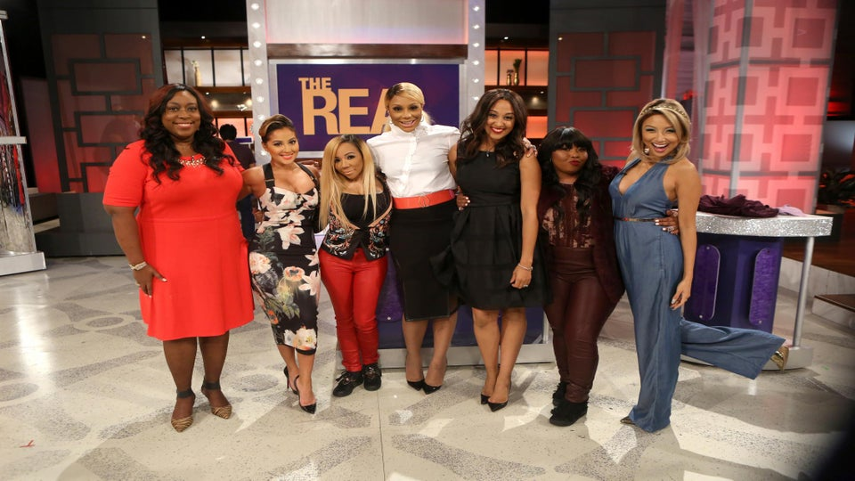 Must-See: 'The Real' Hosts Get Emotional Talking About Personal Baggage