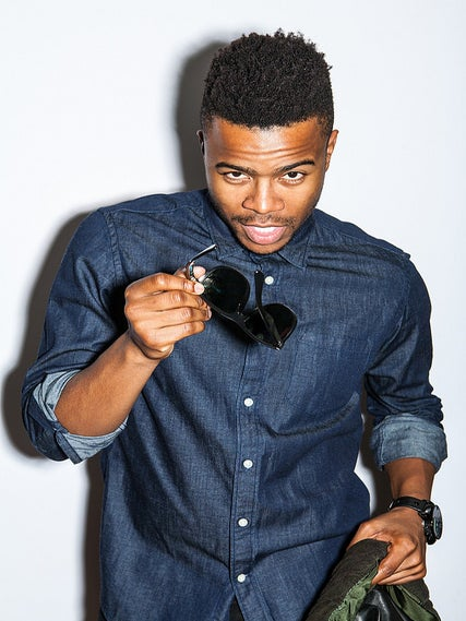'Dear White People' Star Marque Richardson Talks On-Screen Role, How Bernie Mac Inspired Him to Act