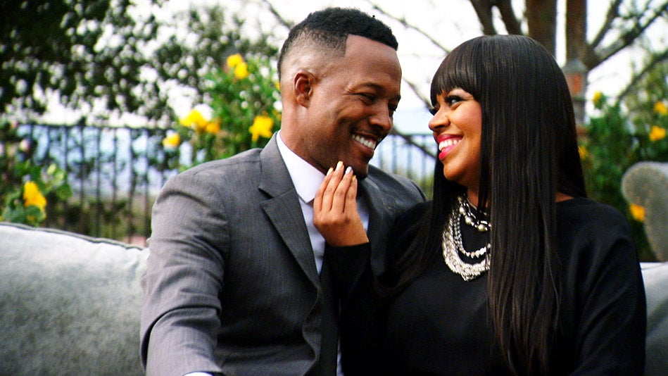 Flex and Shanice Want to See More Black Love On TV