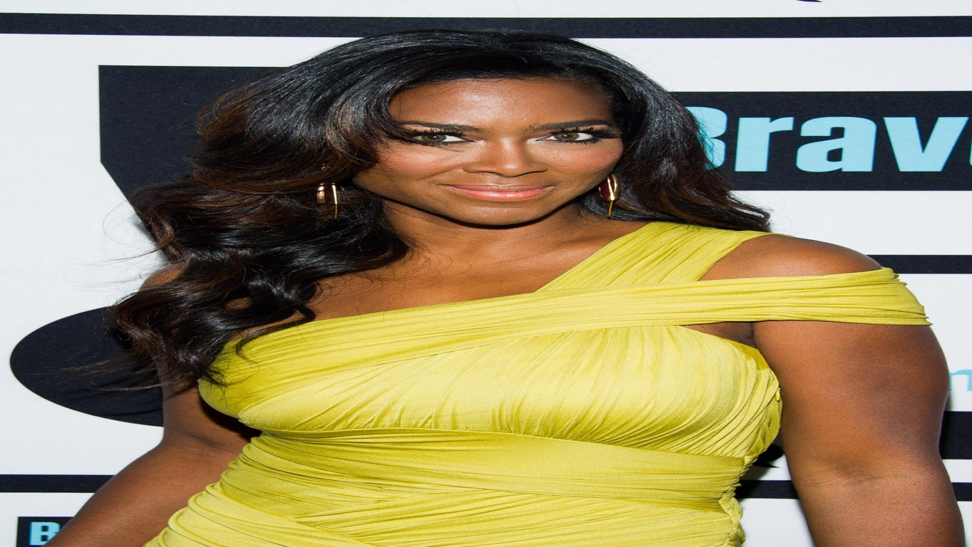 Kenya Moore Says She Was Abused By Ex-Boyfriend Who Tried to Stab Her