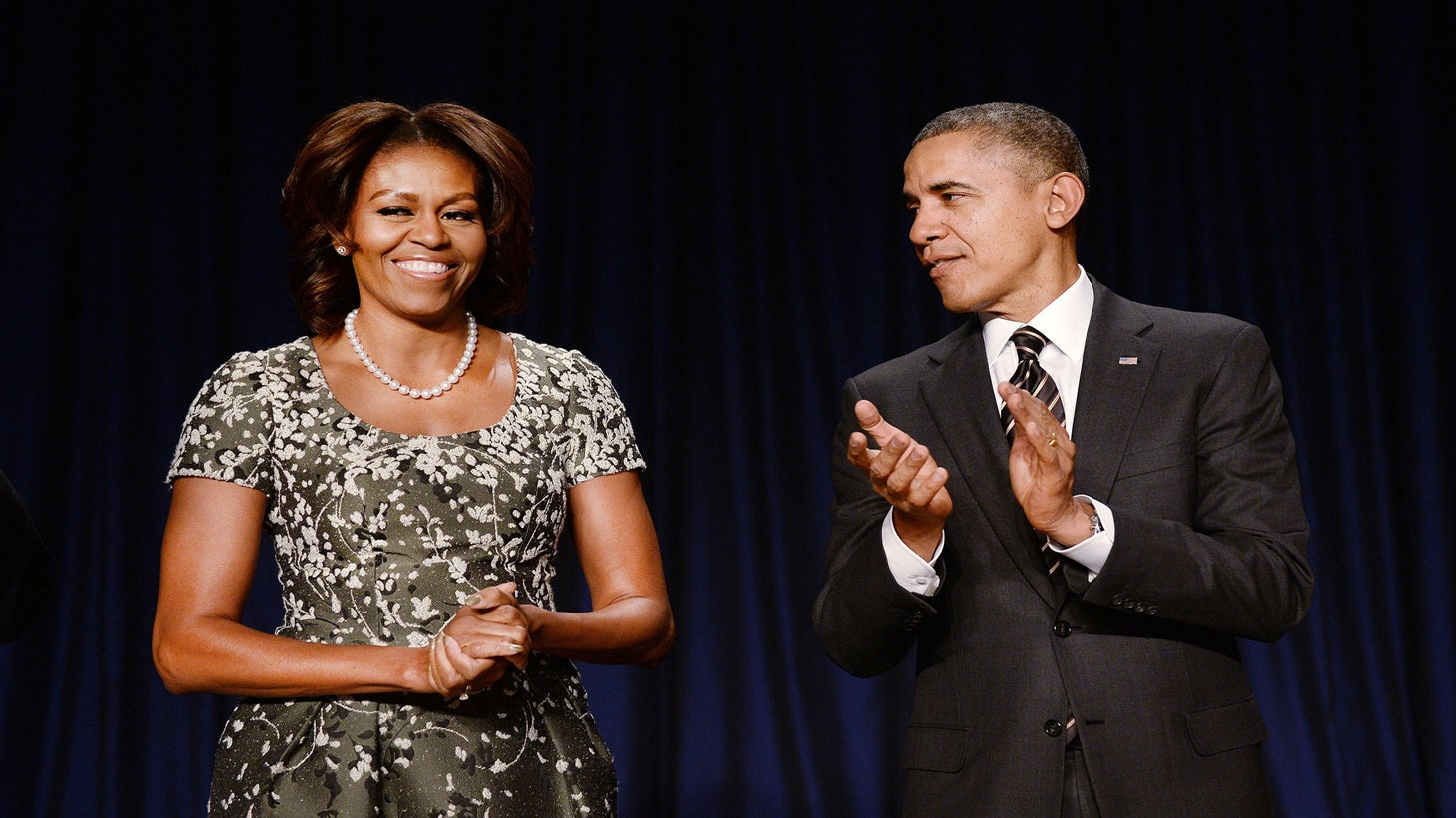 POTUS and Michelle Obama Recount Their Experiences with Racial Profiling