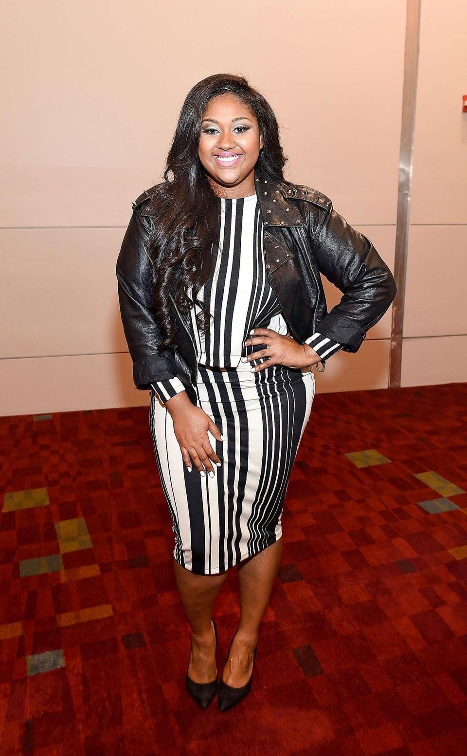 Jazmine Sullivan on Her Weight: 'I'm Big! Now Carry On'