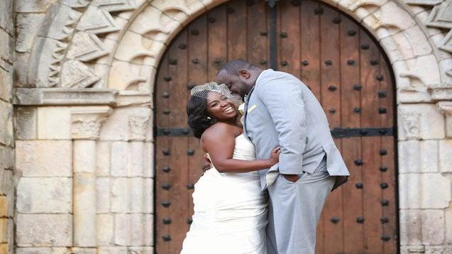 Bridal Bliss: Natasha and Marvin's Miami Wedding