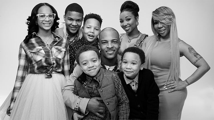 Hold Up?! Is That Really T.I. and Tiny's 11-Year-Old Son King Driving a Car?