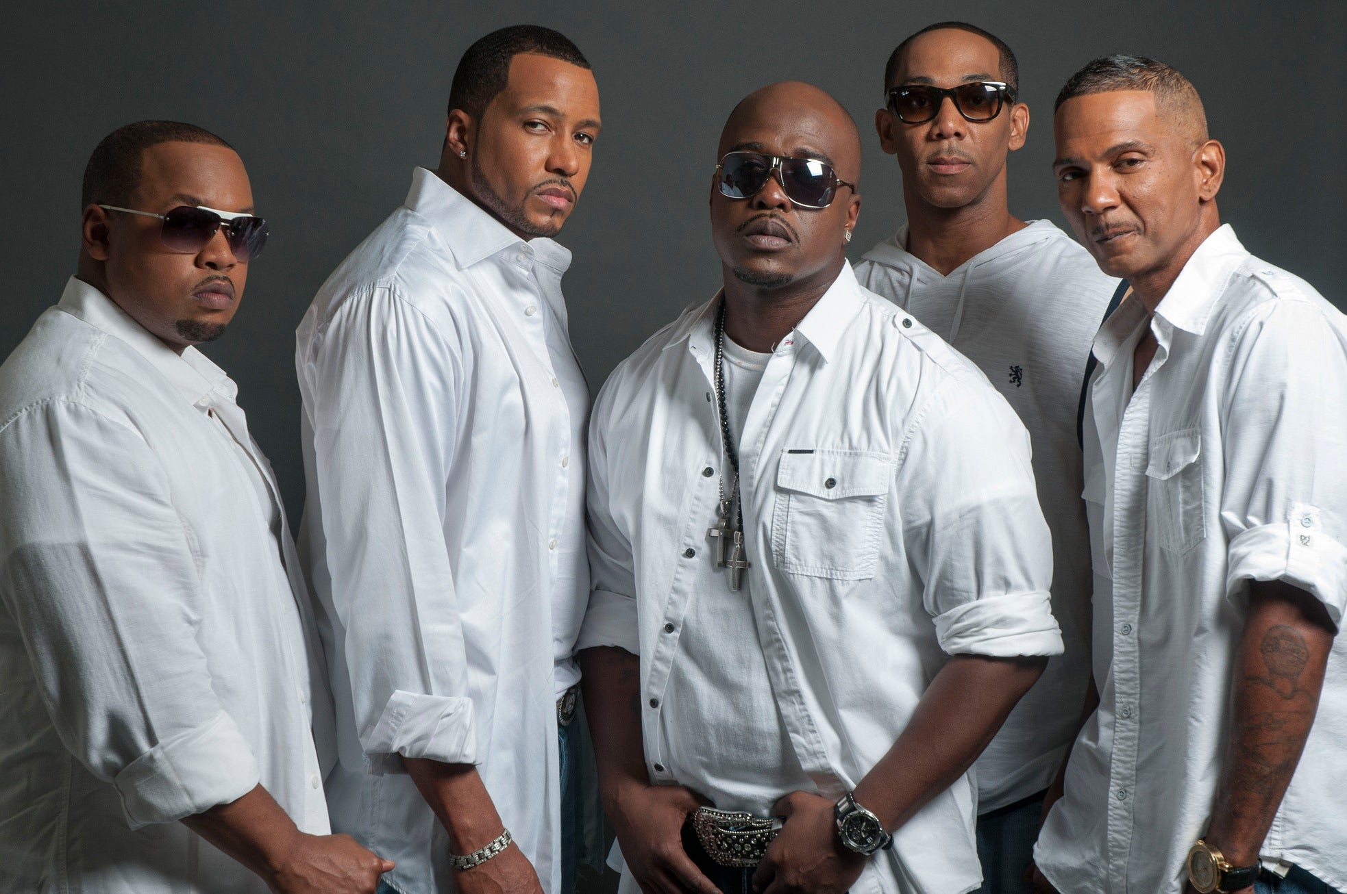 90s RB Group Hi Five Talks Comeback Losing Tony Thompson And New Music