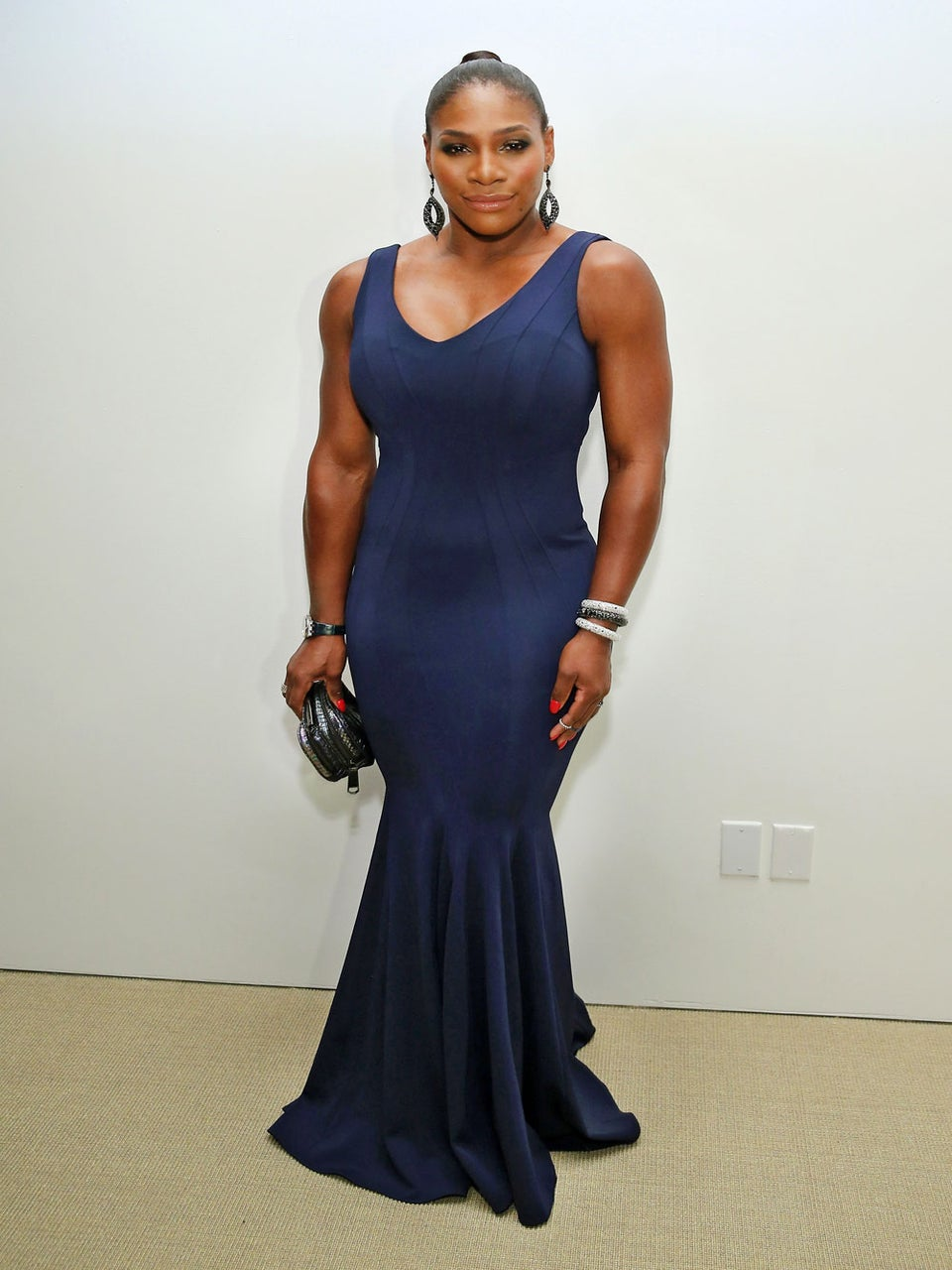 """Serena Williams Tells Fans she """"Desperately"""" Wants to Settle Down"""