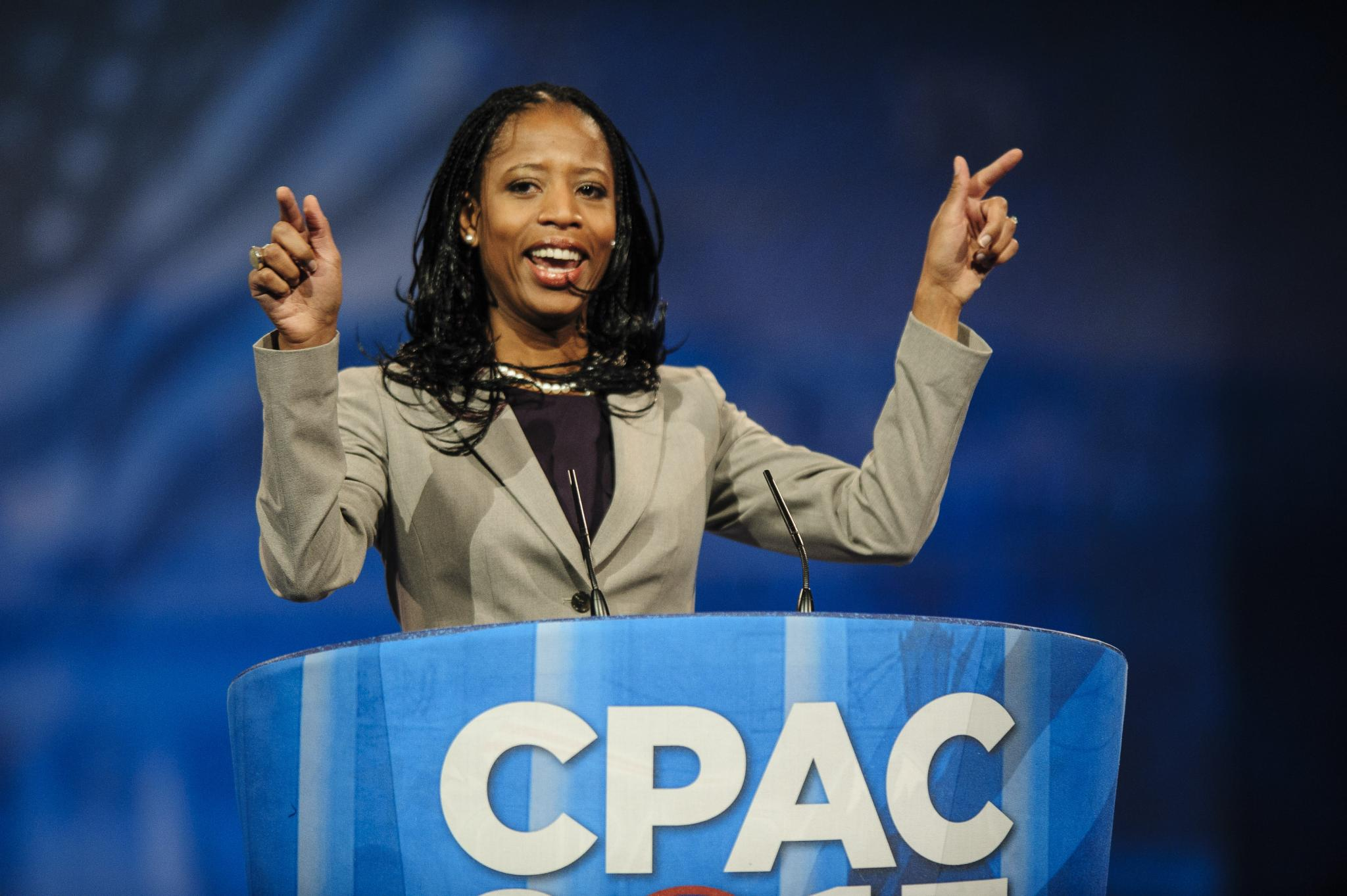 Mia Love Becomes First Black Woman Republican in Congress