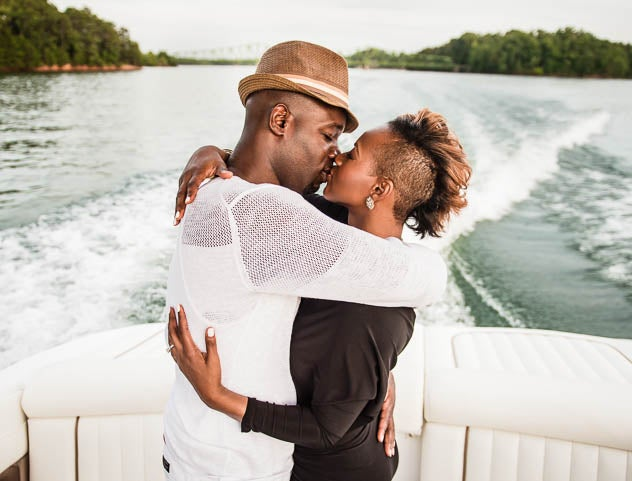 Just Engaged: Cherene and Paul's Love Story