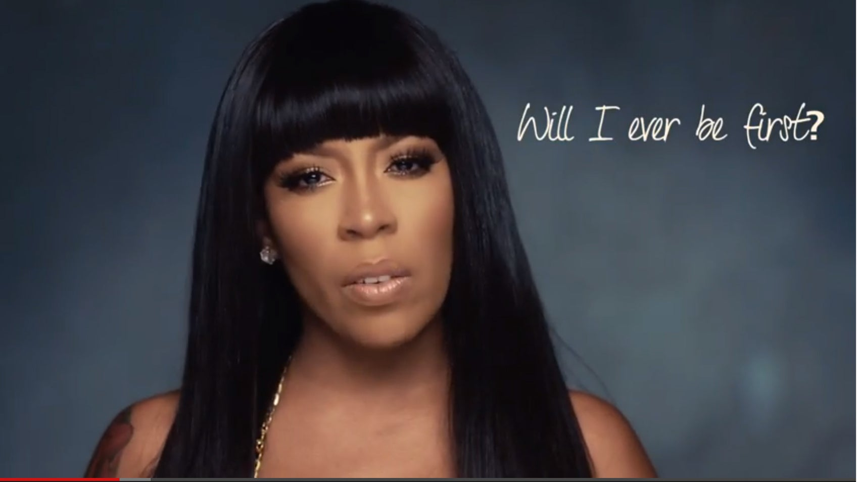 K. Michelle Gets Emotional Discussing Idris Elba