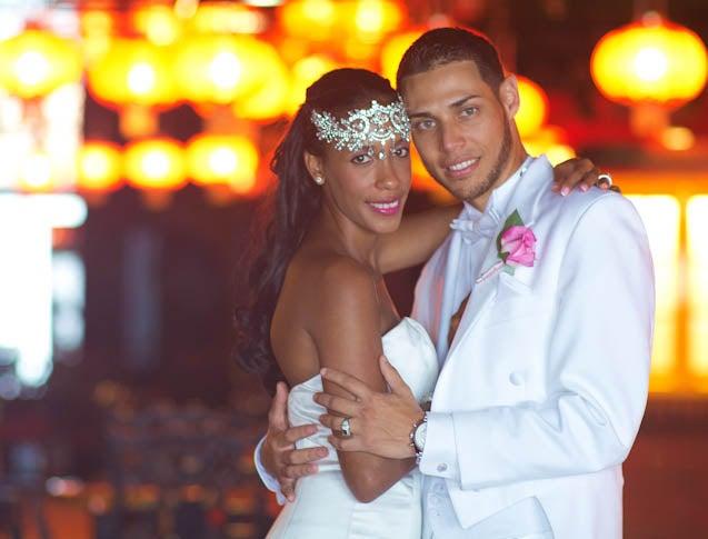 Bridal Bliss: Martha and Joe's Vow Renewal Ceremony