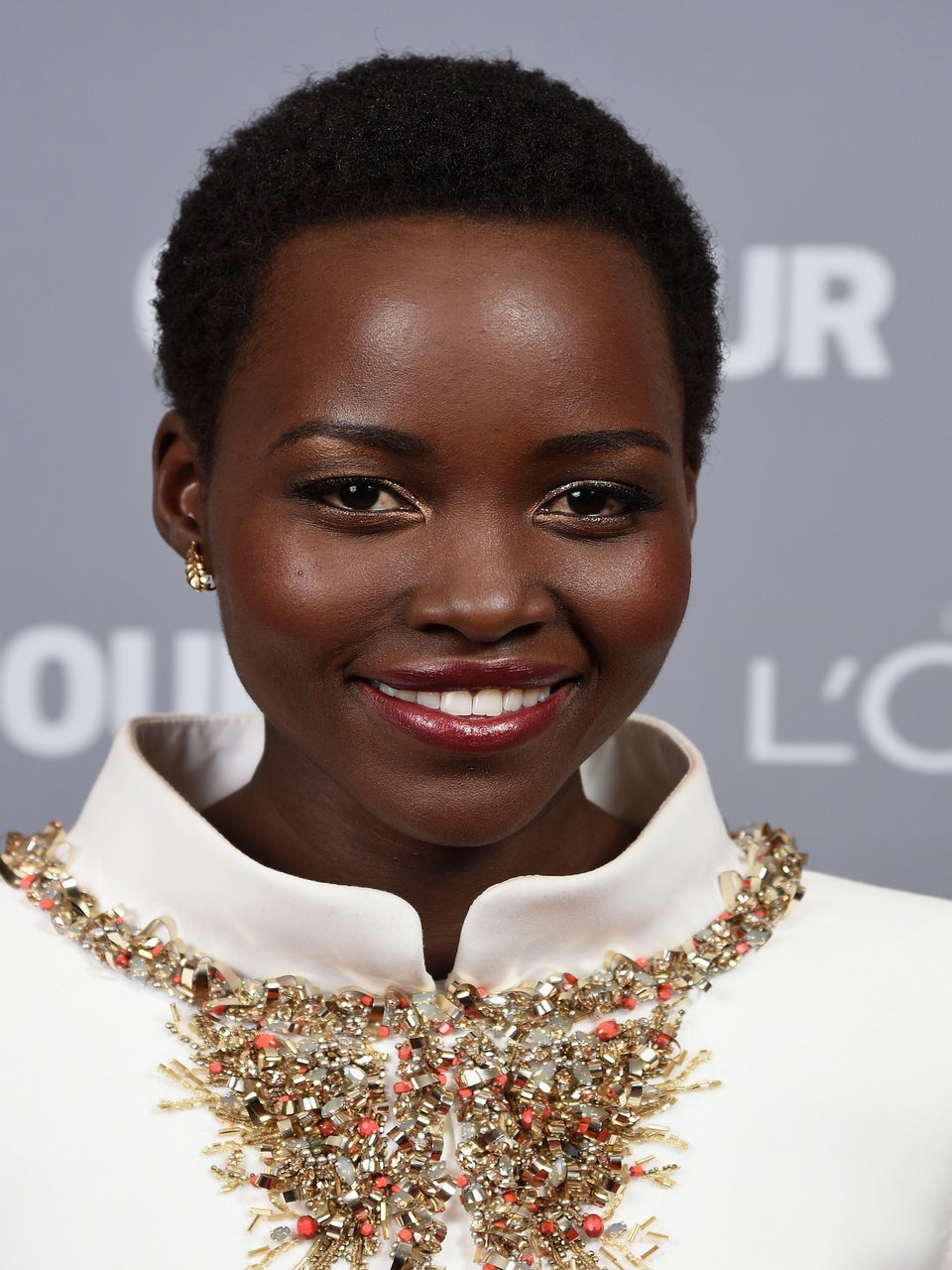 Get The Look: Lupita at the Glamour Women Of The Year Awards