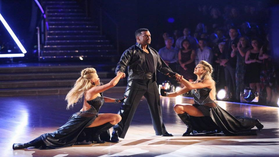 Turn Down for What? Alfonso Ribeiro Owns the Dance Floor on 'Dancing with the Stars'