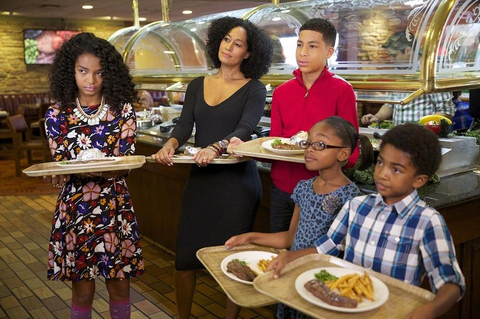 After the Show: 'Black-ish' Covers Beef Plantations, Spoiled Kids and Ridin' Dirty