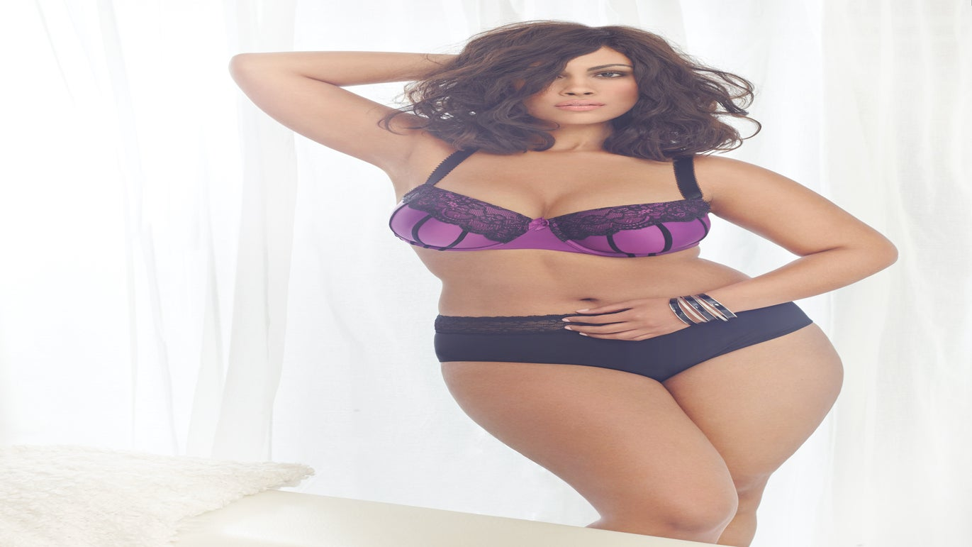 Curvy Model of The Month: Kristen Madison