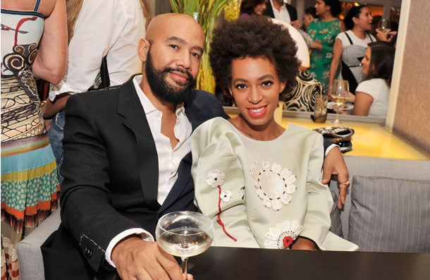 Solange Gets Married In New Orleans