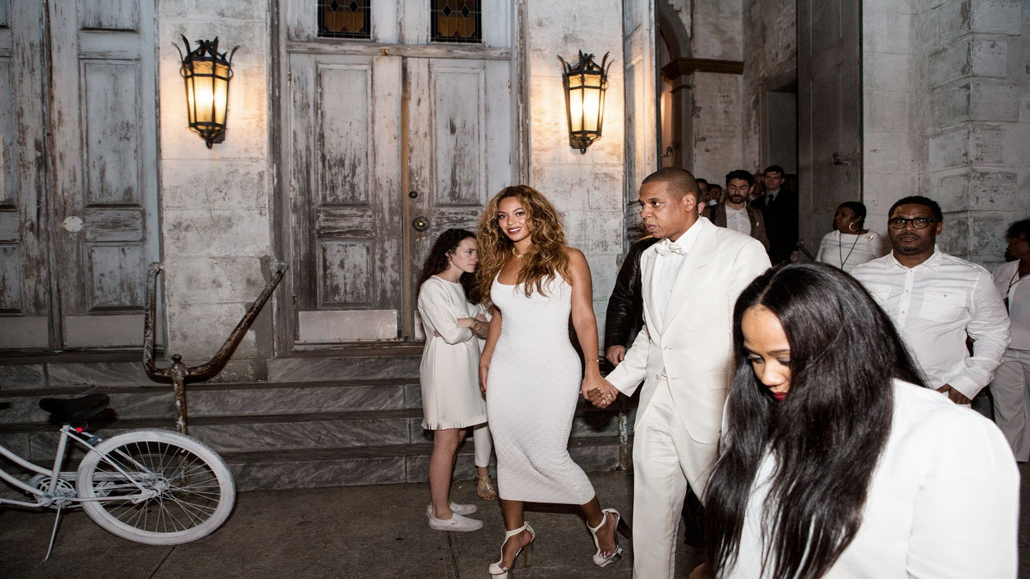 Girl, Where'd You Get That?: Beyonce's Bridesmaid Dress