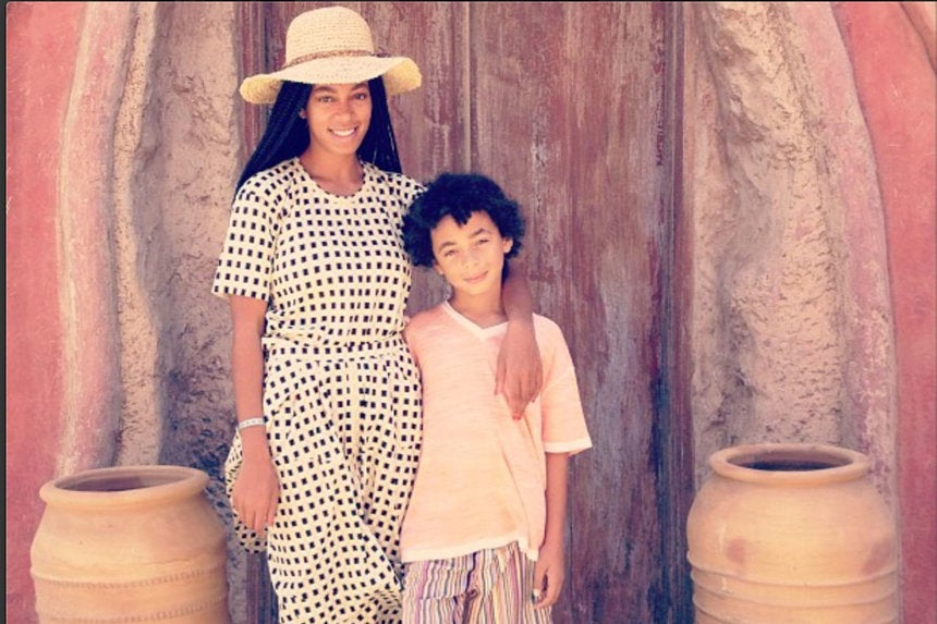 21 Times Solange Showed Us She Has the Coolest Life Ever ...