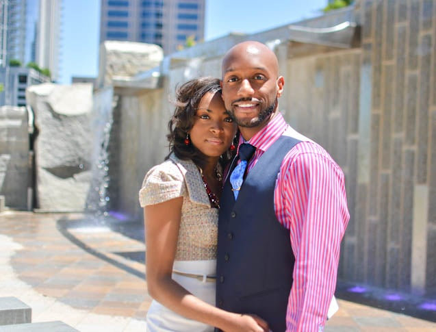Just Engaged: Ti'tiana and Brent's Love Story