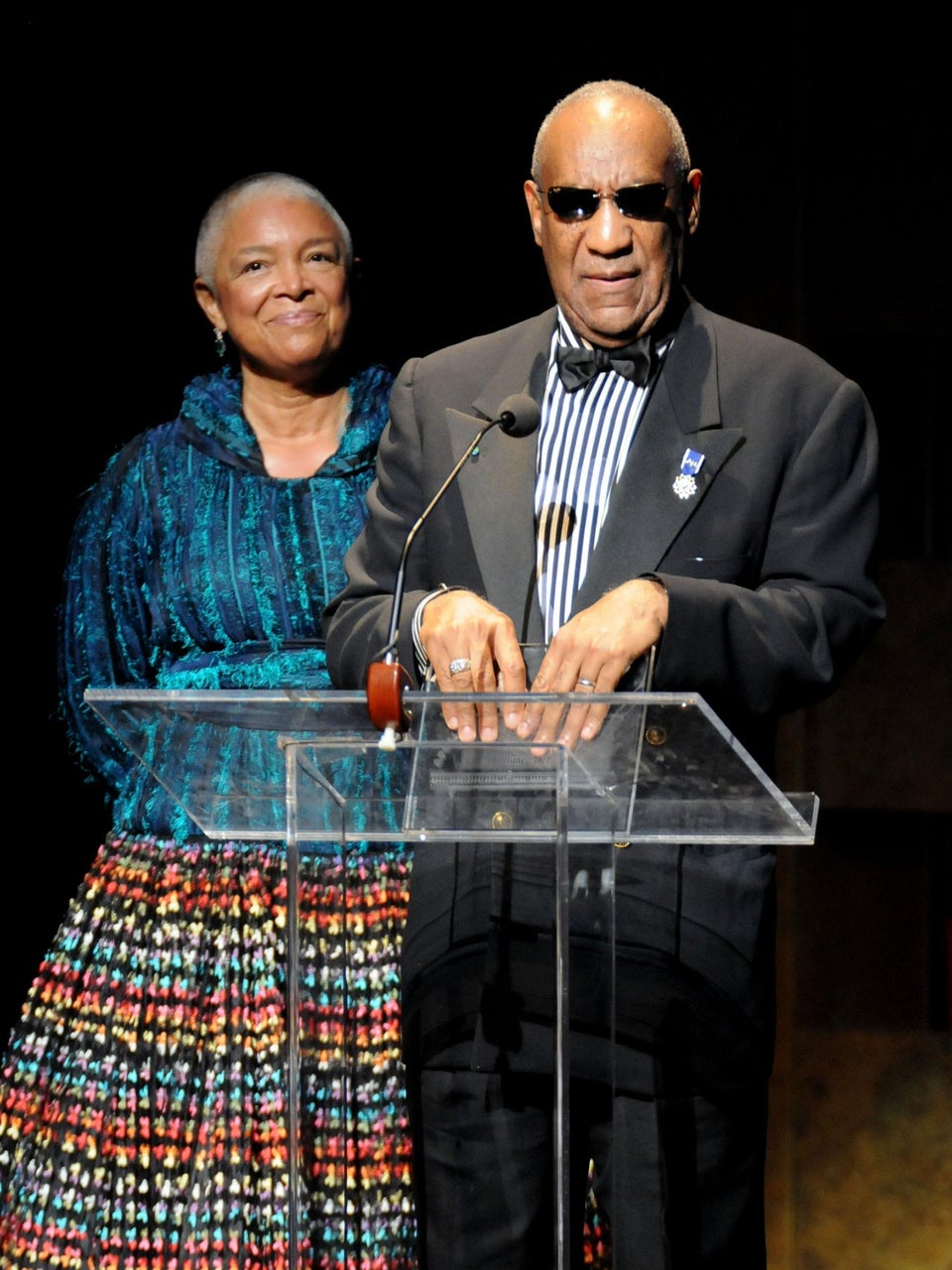 Camille Cosby Breaks Silence on Her Husband's Sexual Assault Allegations