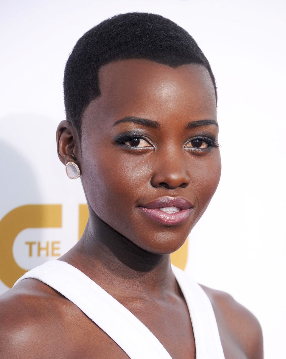 Lupita Nyong'o Shares a Holiday Poem with Her Instagram Fam