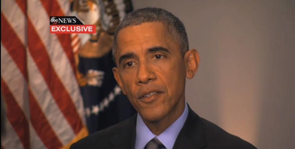 """President Obama: Ferguson Is No """"Excuse For Violence"""""""