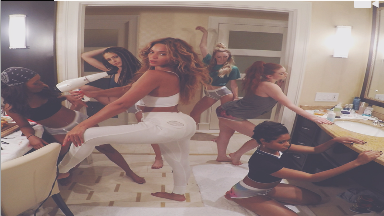 Must-See: Beyoncé's New Video 7/11
