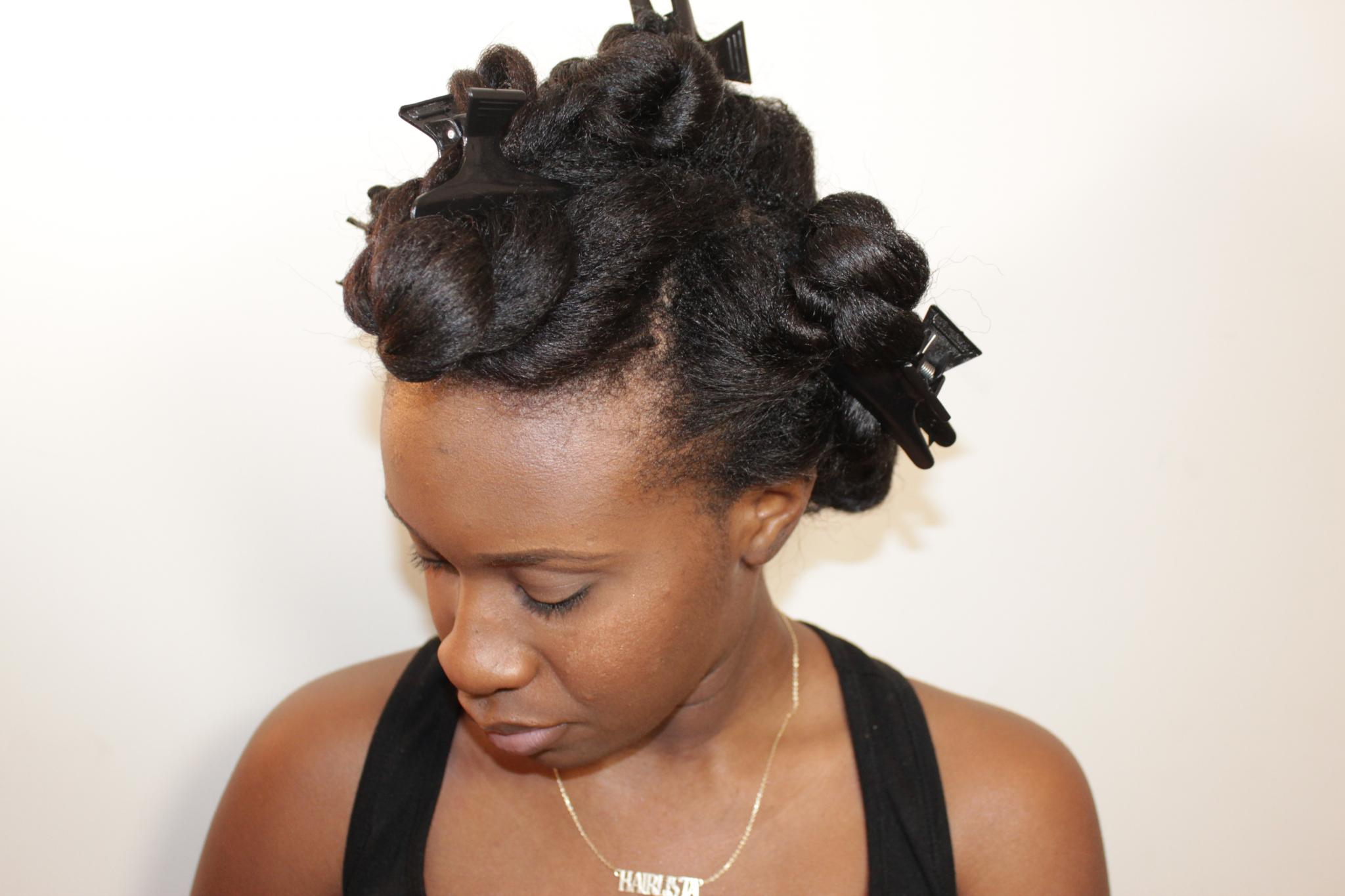 How To Master a Twist-Out On Relaxed Hair - Essence