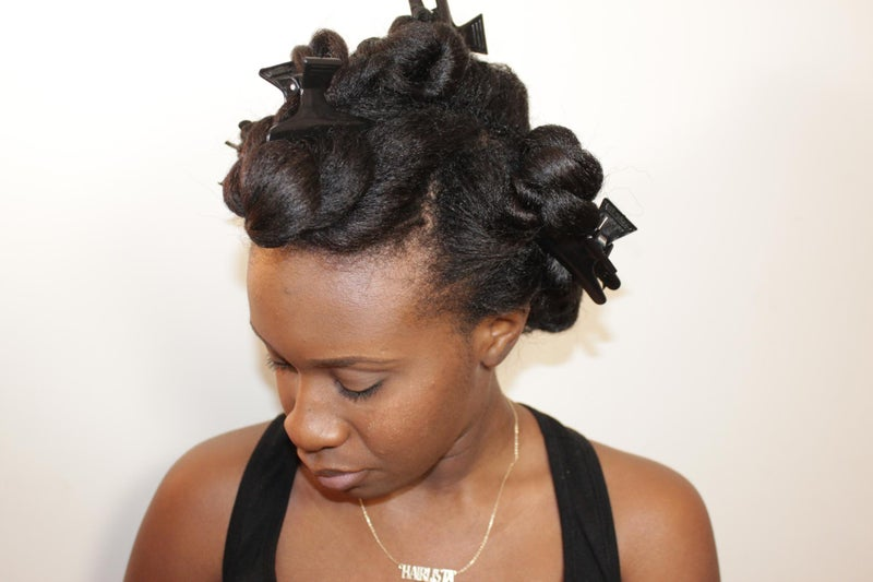 How To Master A Twist Out On Relaxed Hair Essence