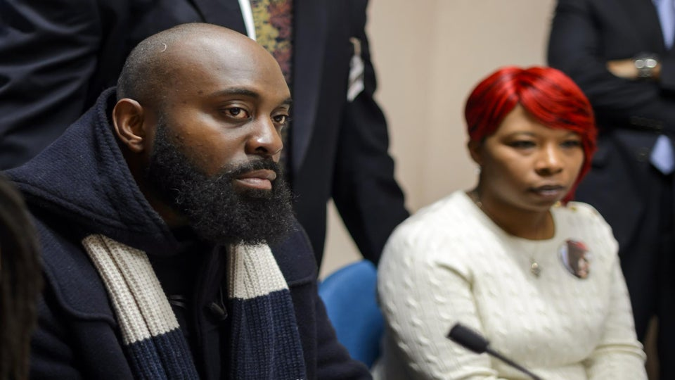 Brown Family Releases Statement Following Grand Jury Decision