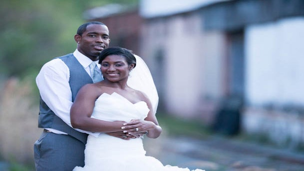 Bridal Bliss: Maria and Andregus' Charlotte Wedding Day