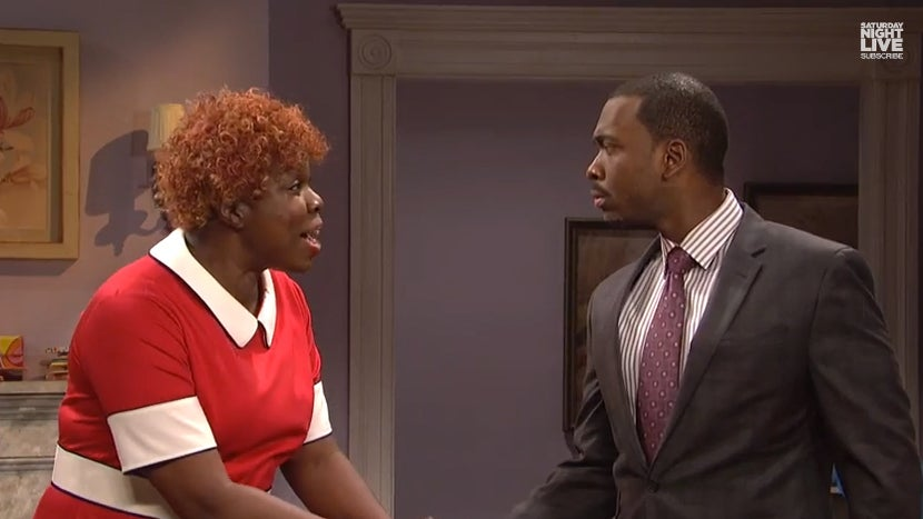 Must See: 'Saturday Night Live' Takes On 'Annie'