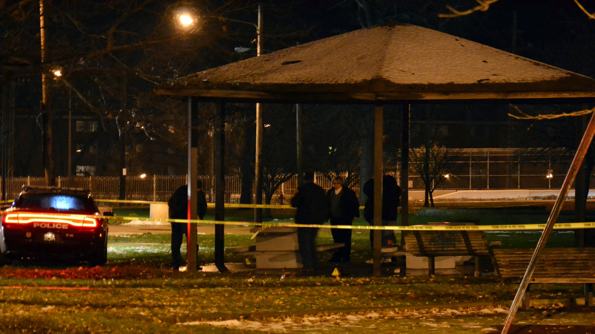 Police Fatally Shoot 12-Year-Old Boy in Cleveland