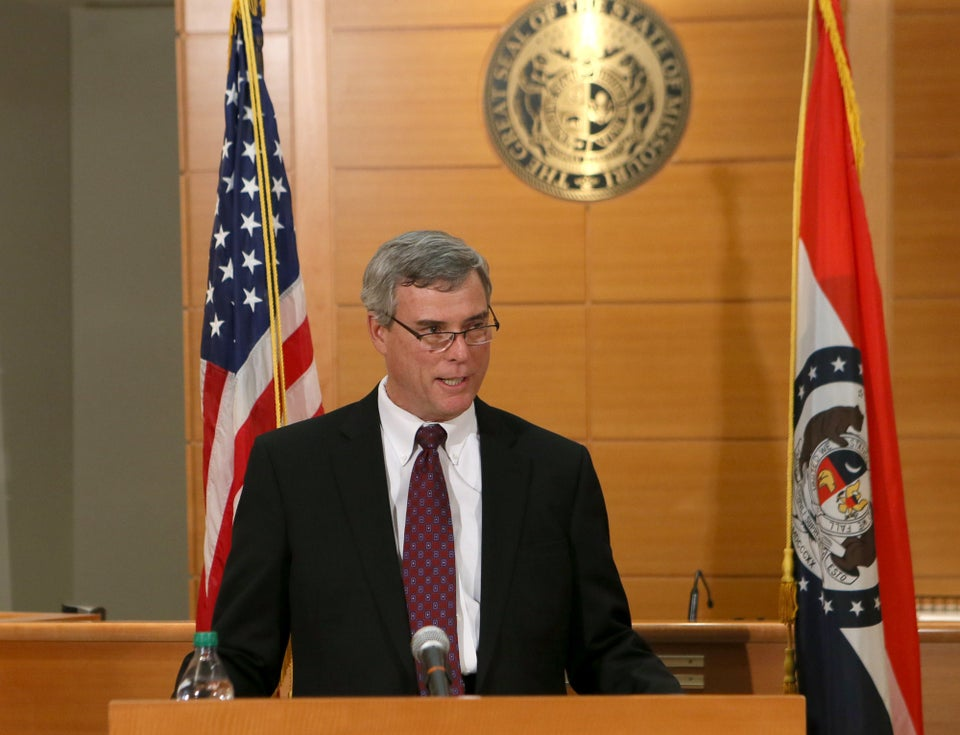 Questions Raised About St. Louis County Prosecutor McCulloch's Grand Jury Tactics