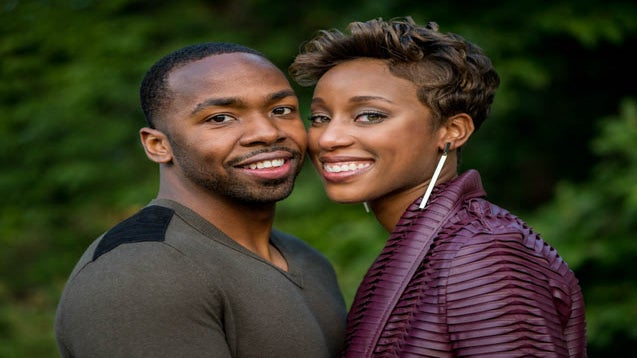 Just Engaged: Rachel and Milton's Love Story