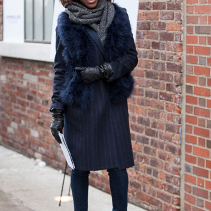Accessories Street Style: New Year's Day Glamoflauge Shades