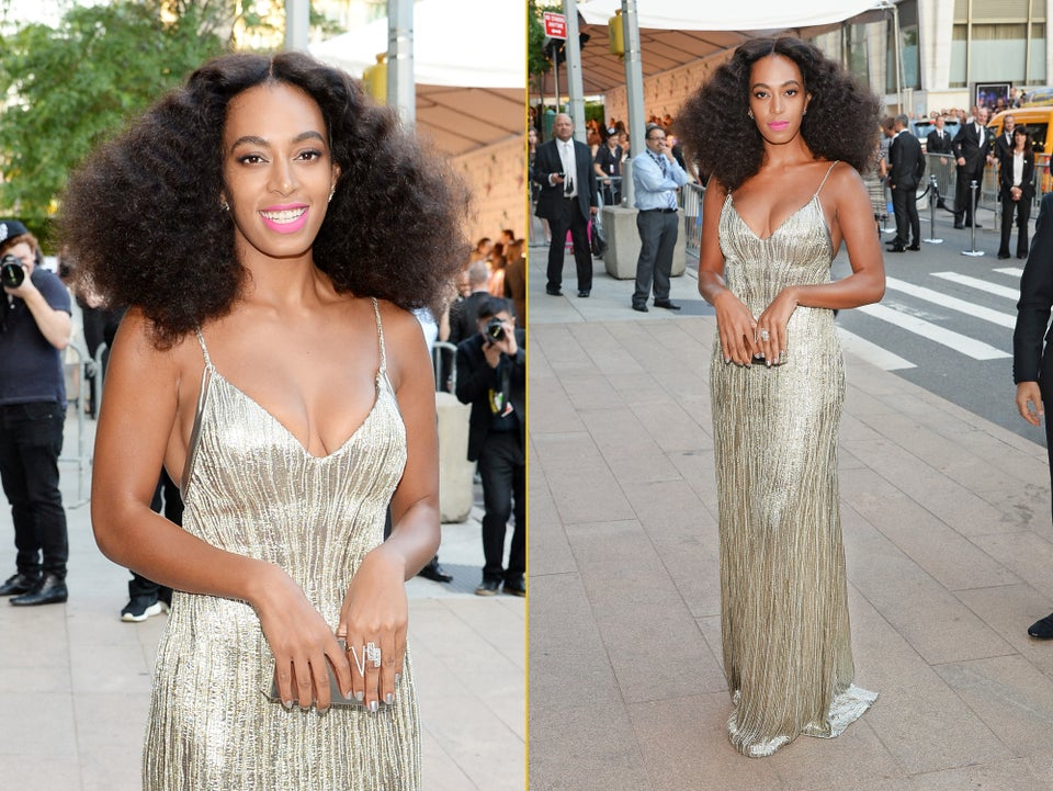 'InTouch Weekly' Compares Solange's Hair to a Dog