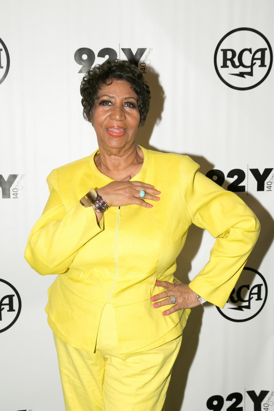 Aretha Franklin To Be Honored with 'Billboard Women in Music' Icon Award