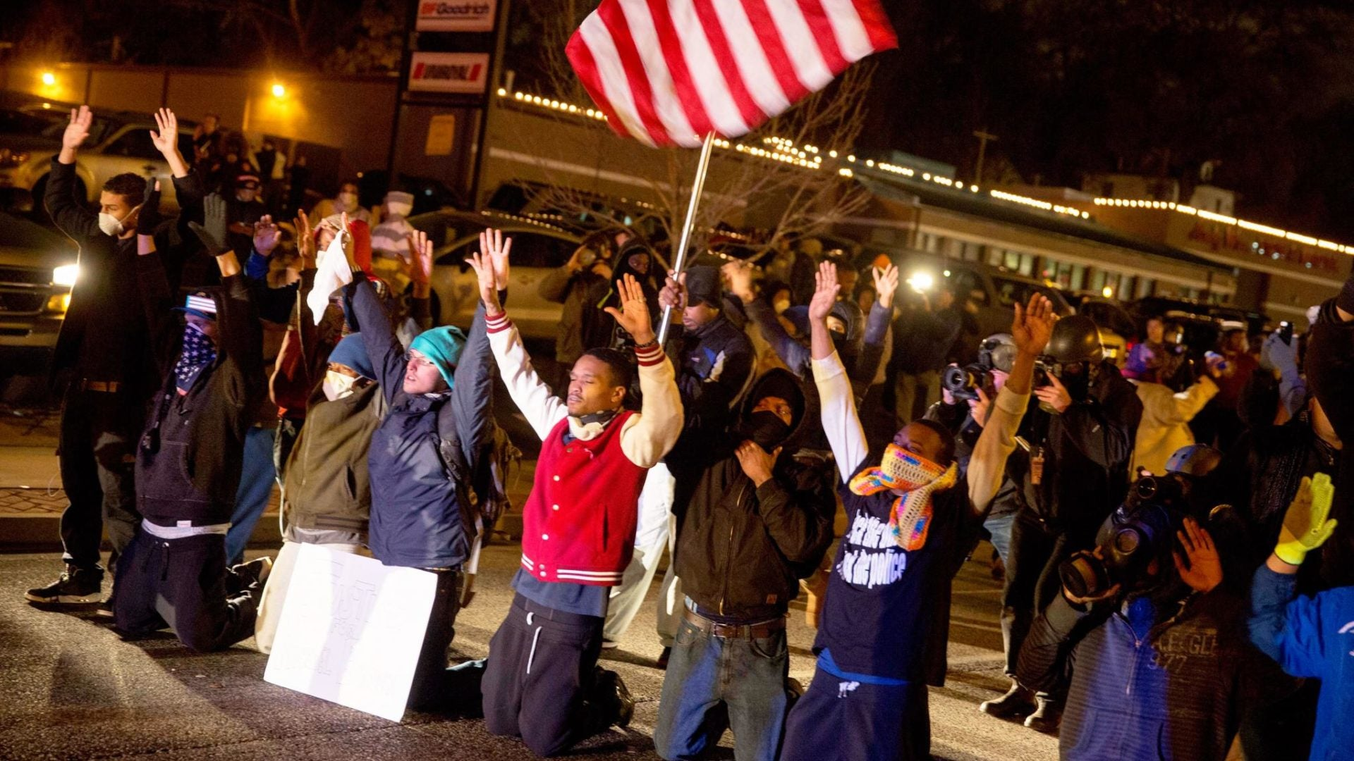 Community Organizer DeRay McKesson Details What's Next for Ferguson