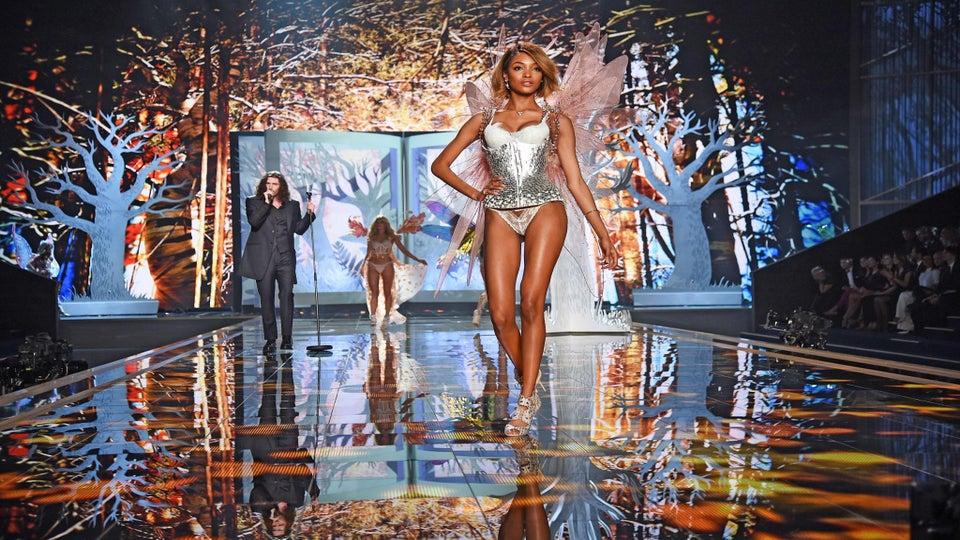 Jourdan Dunn Throws Shade at Victoria's Secret Fashion Show