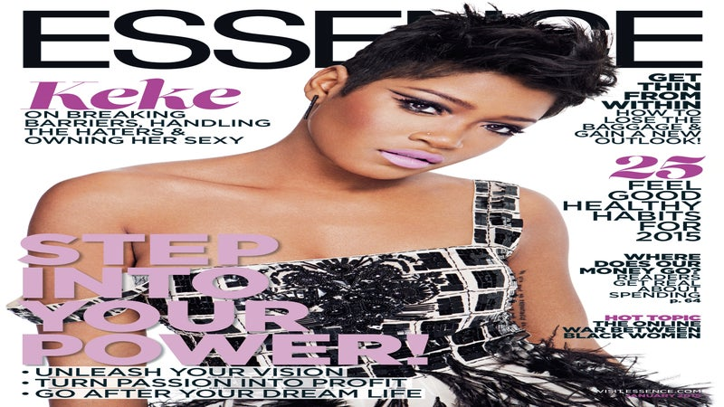 Keke Palmer Graces January Cover of ESSENCE