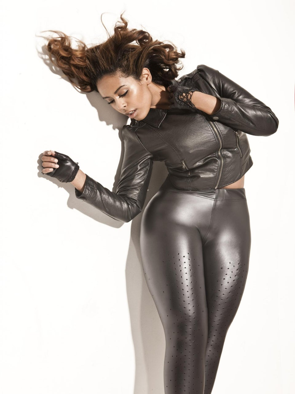 Curvy Model of The Month: Jordan Tesfay