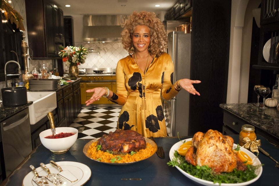 EXCLUSIVE: Kelis Shares Her Holiday Menu As She Prepares a Feast for TV Special