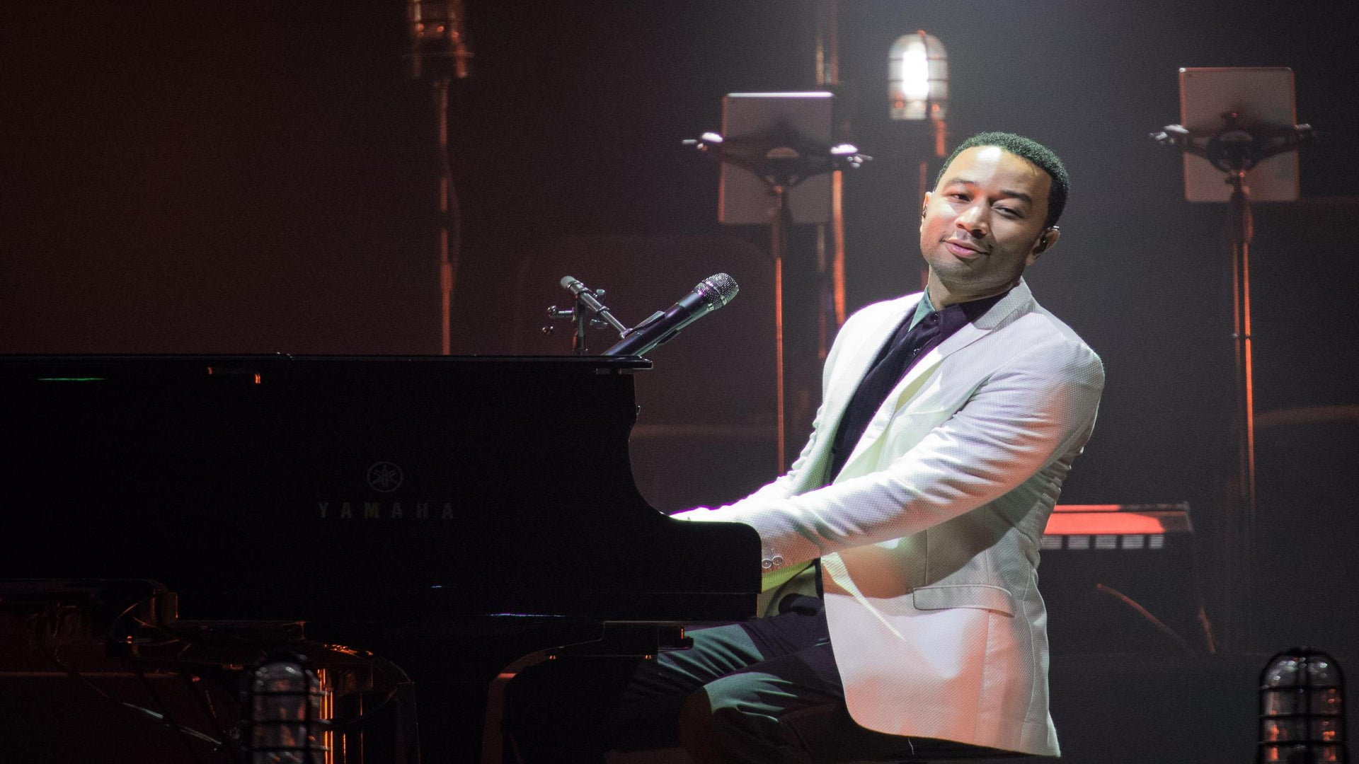 John Legend Backs Out of Beverly Hills Hotel Performance Due to Owner's Anti-Women, LGBTQ Policies