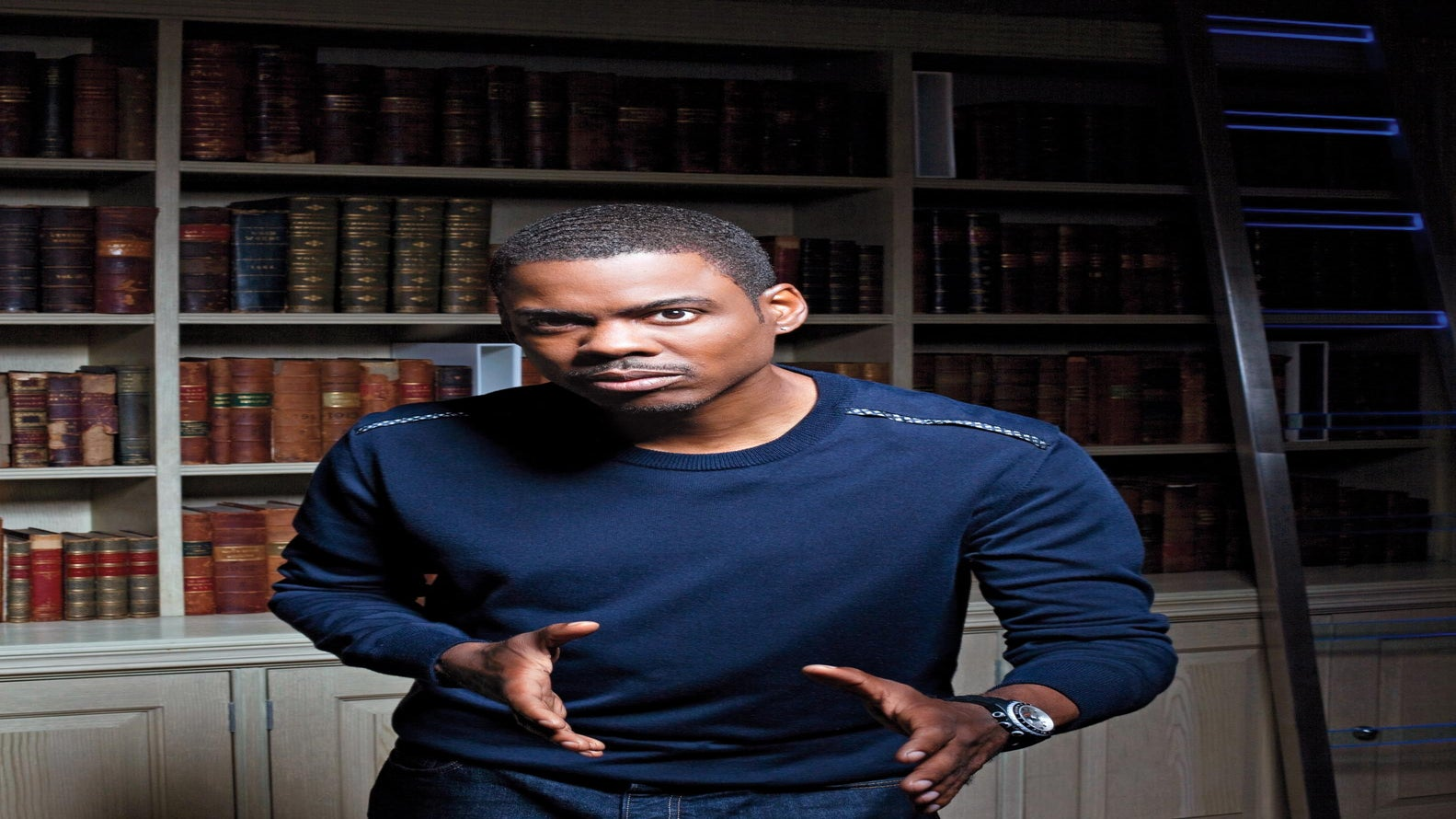 The 'Top Five' Realest Things Chris Rock Said This Year