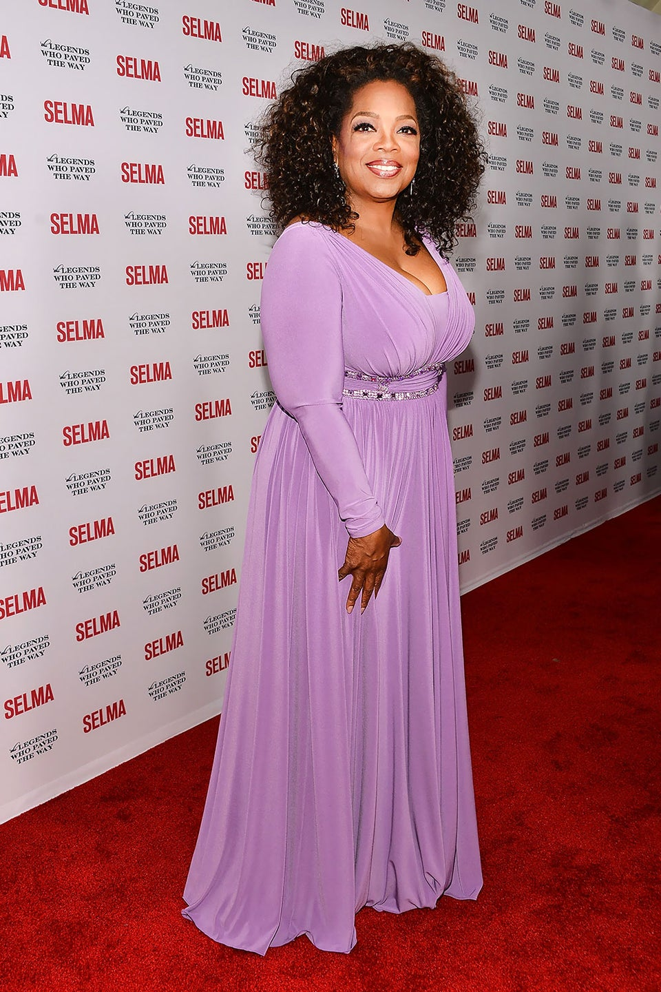 Oprah Opens Up on Ferguson, Thinks Activists Can Learn a Lot from 'Selma'