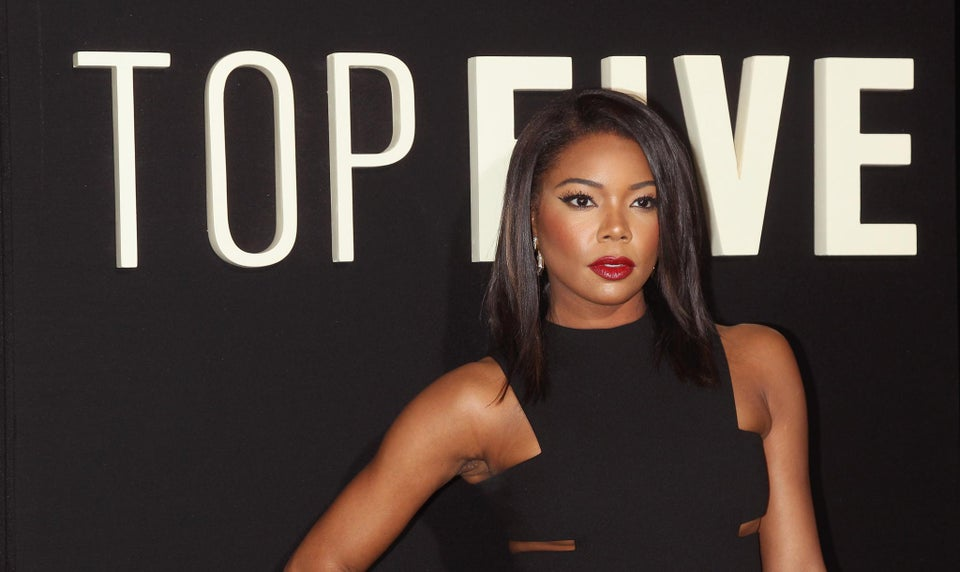 Gabrielle Union Admits She Almost Went Bald Shooting 'Top Five'