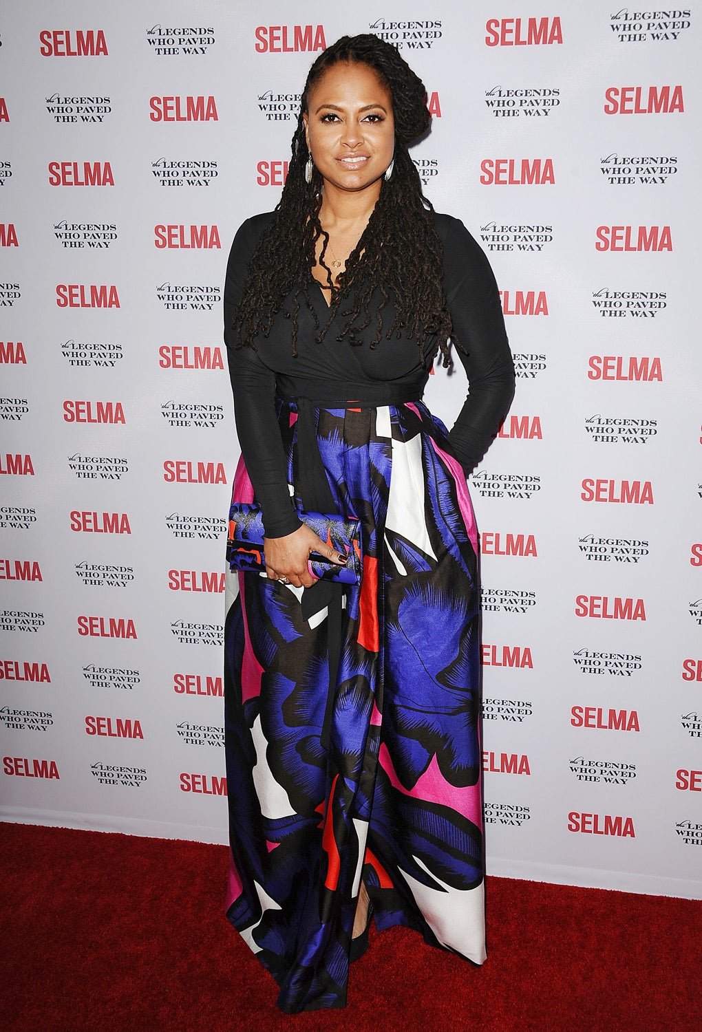 'Selma' Director Ava DuVernay Makes History as First Black Female Director Nominated for Golden Globe