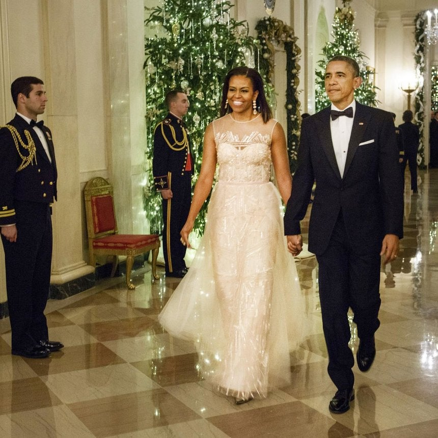 First Lady Style: Kennedy Center Honors Through The Years