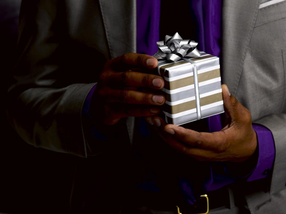 """Intimacy Intervention: """"What's a Sexy Gift For a Good Christian Man?"""""""