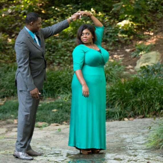 Just Engaged: Rebekah and Zachary's Love Story